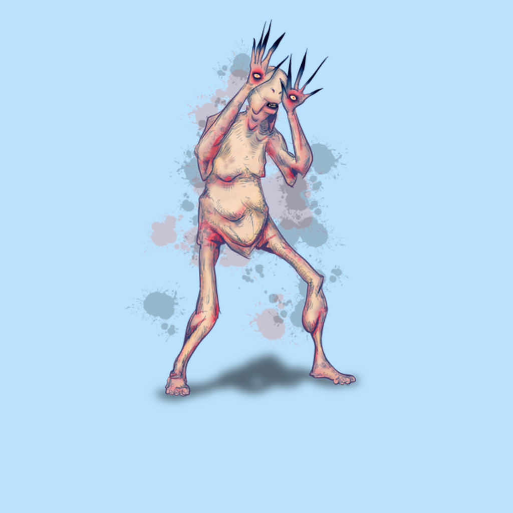 NeatoShop: The Pale Man