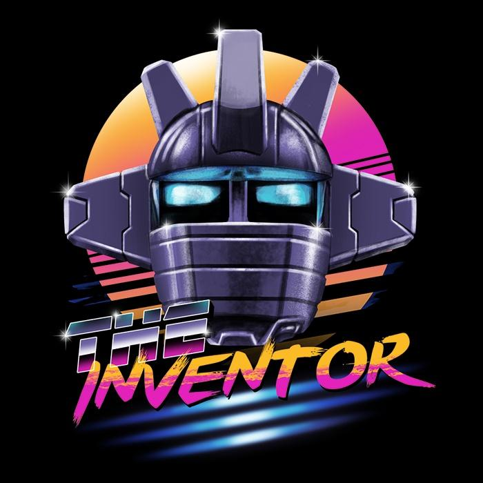 Once Upon a Tee: Rad Inventor