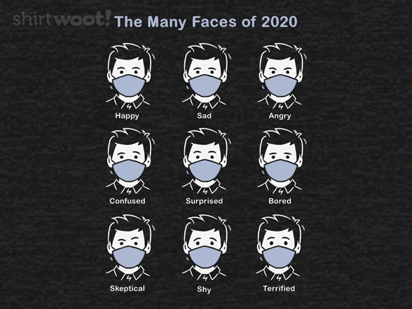 Woot!: Faces of 2020