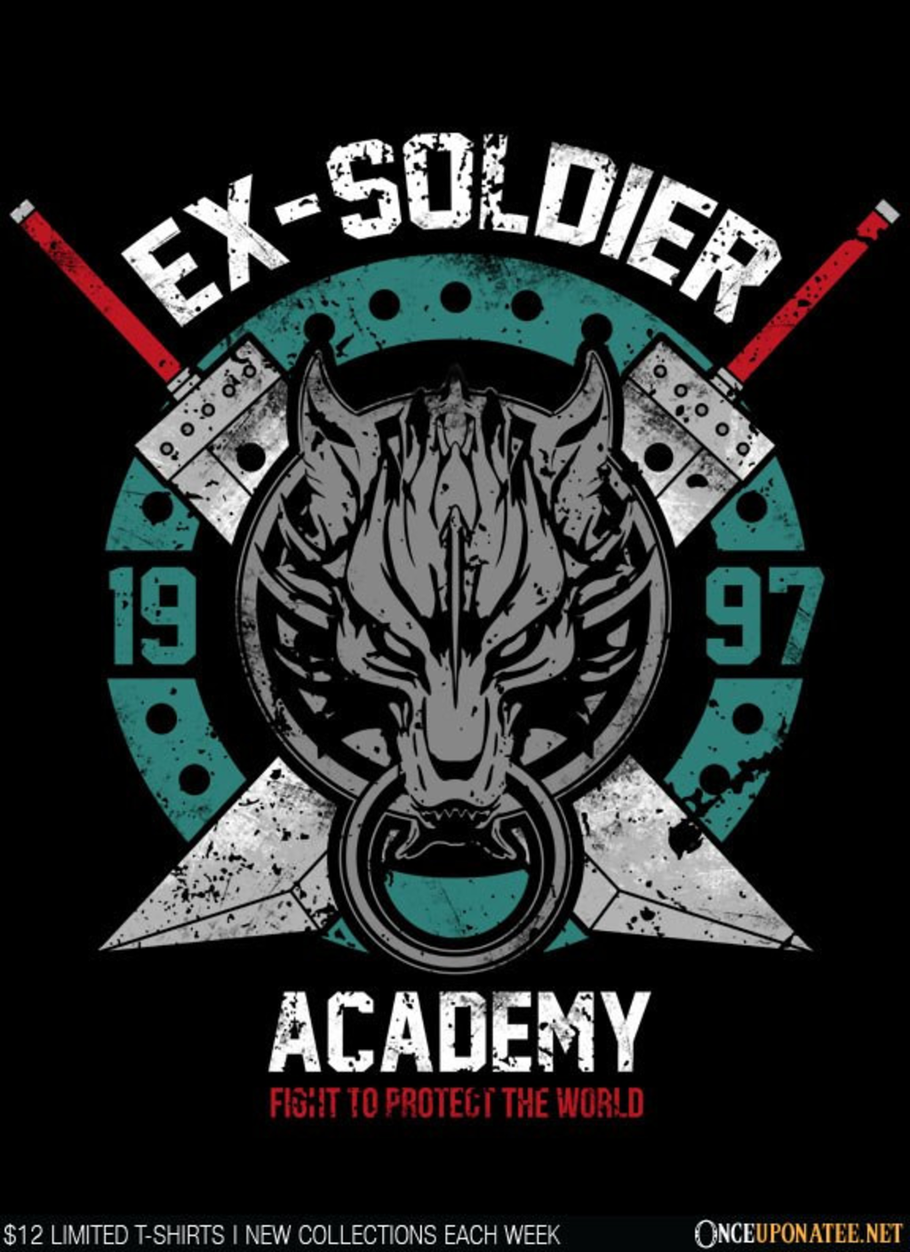 Once Upon a Tee: Ex-Soldier Academy