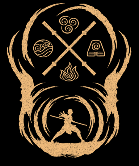 Qwertee: The Elements