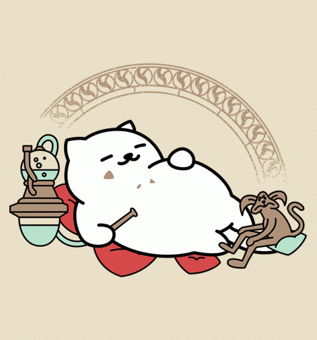 BustedTees: Tubbs the Hutt