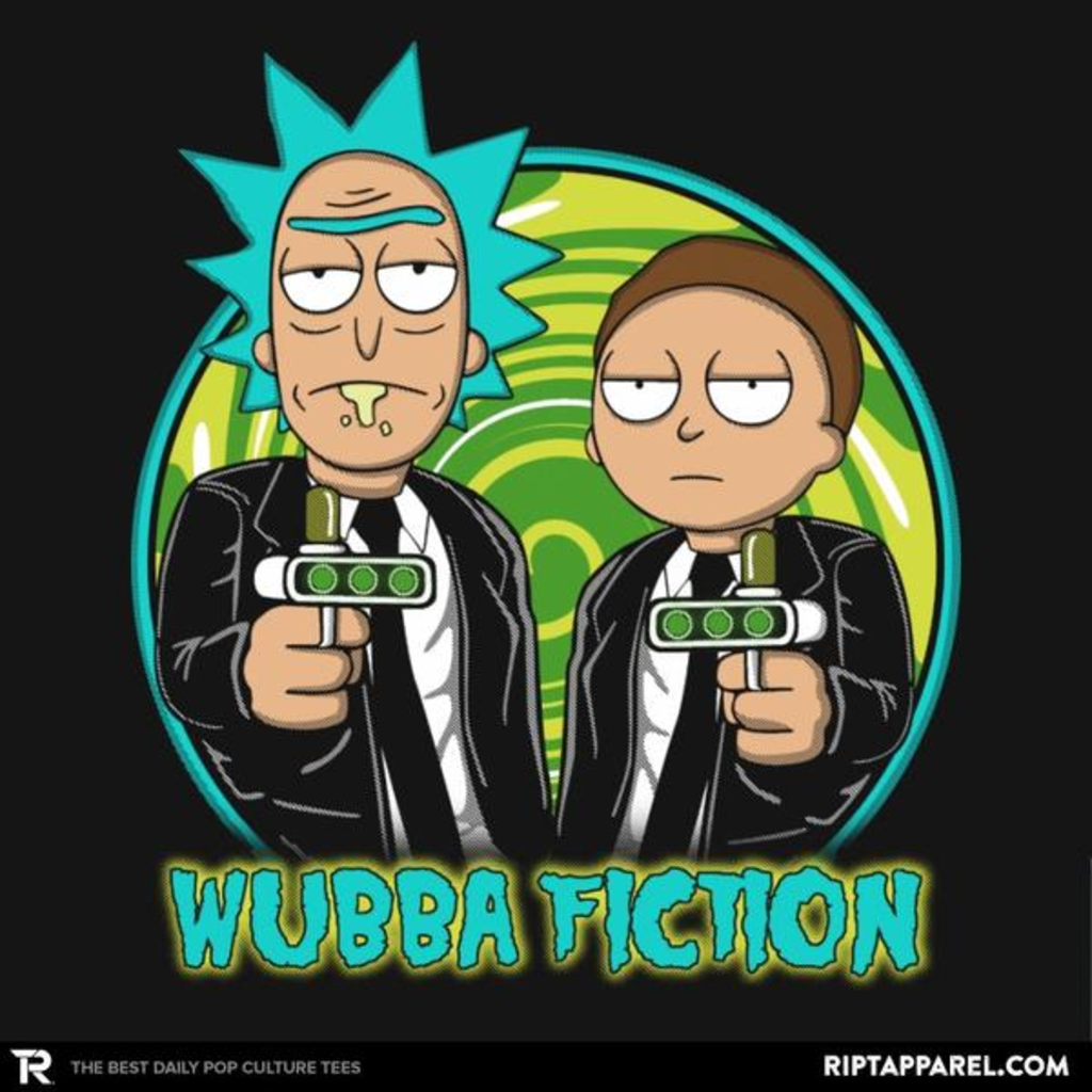Ript: Wubba Fiction