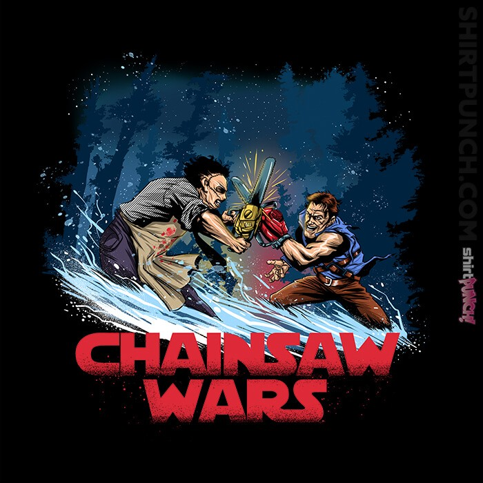 ShirtPunch: Chainsaw Wars