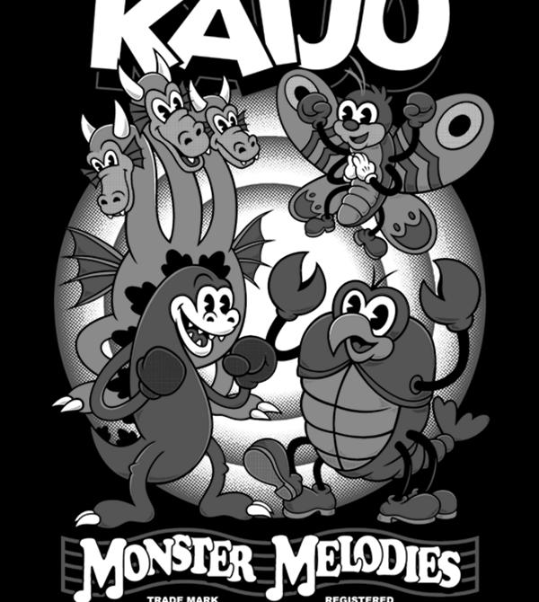 teeVillain: Monster Melodies