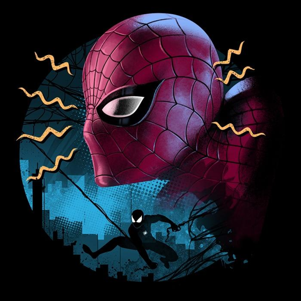 Once Upon a Tee: The Spider Sense