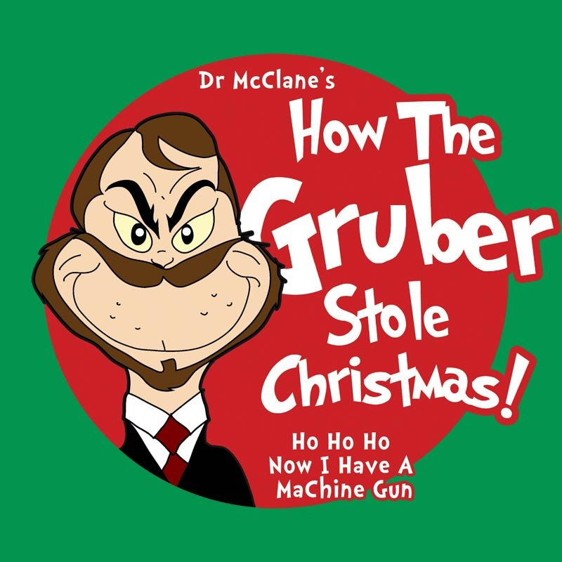 Snappy Kid: How the Gruber Stole Christmas