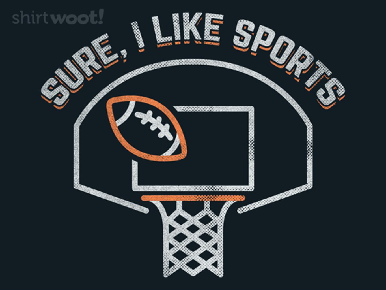 Woot!: I Like Sports