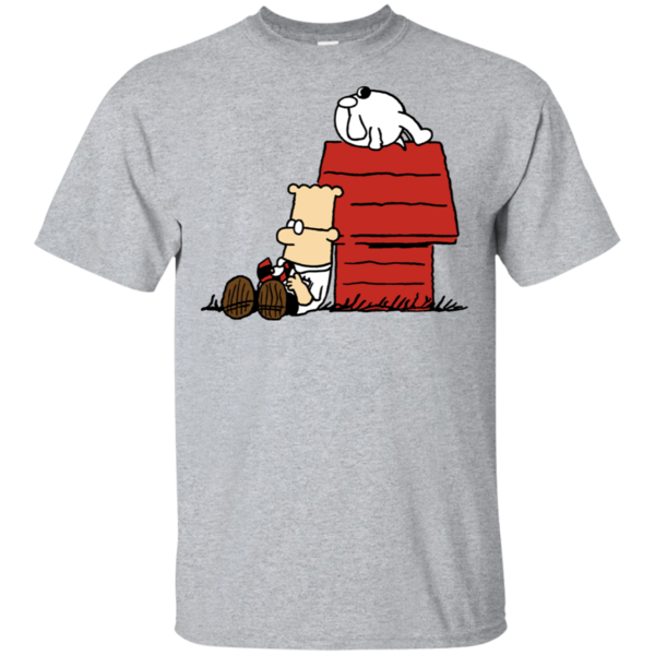 Pop-Up Tee: Dogbert
