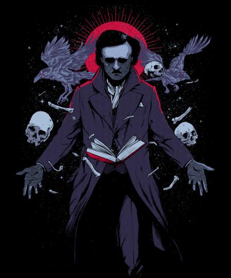 Qwertee: The Horror Master