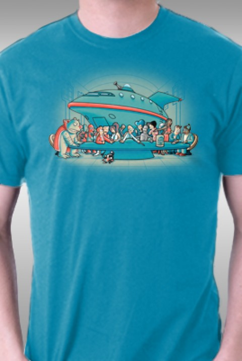 TeeFury: Future Supper