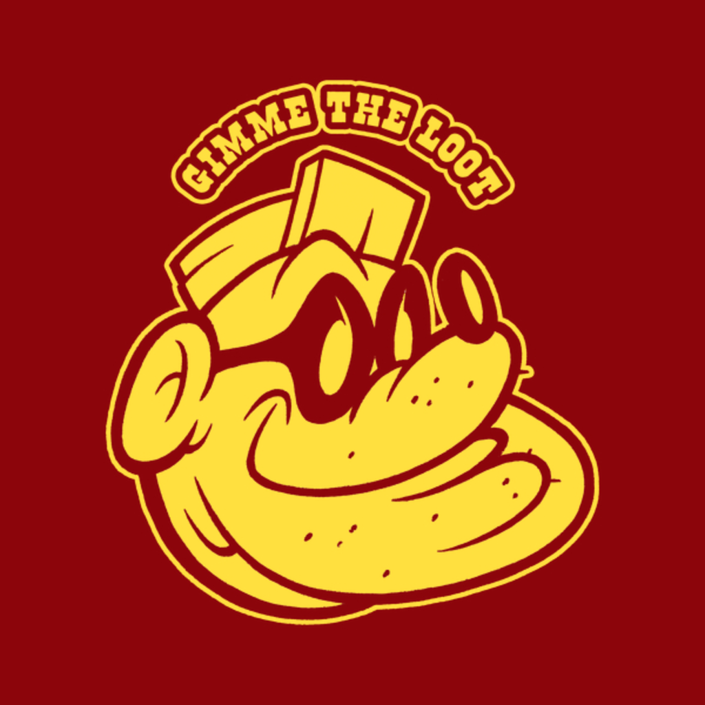 NeatoShop: Gimme The Loot
