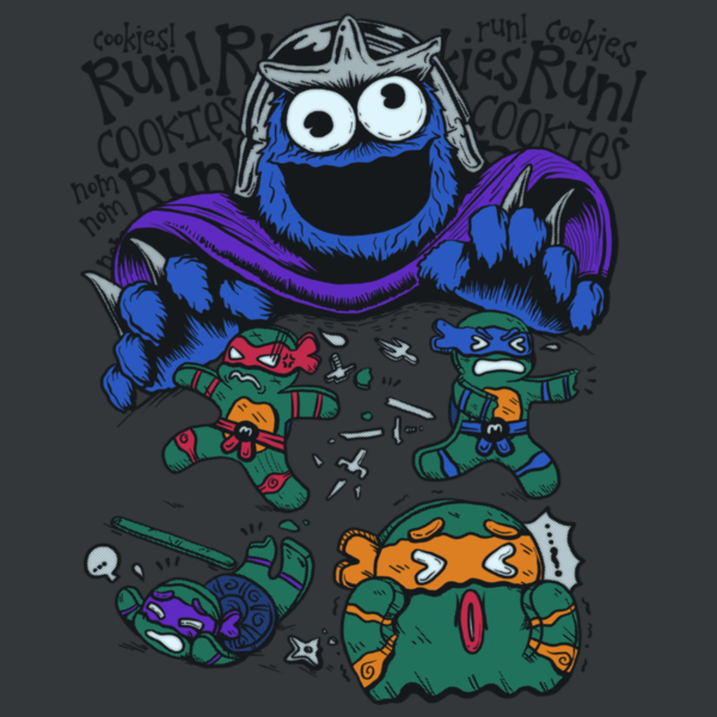 NeatoShop: Run! Cookies! Ruuun!