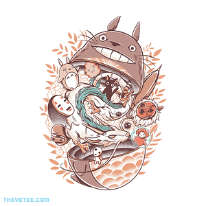 The Yetee: My Neighbor matryoshka