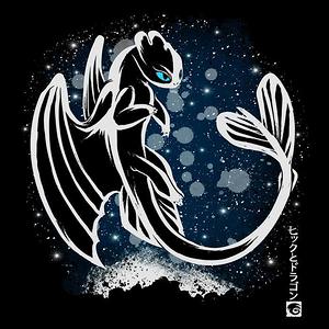Once Upon a Tee: Light Dragon