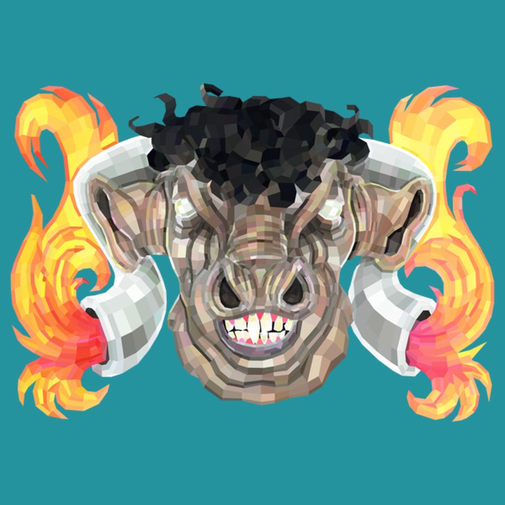 NeatoShop: Taurus Bull God