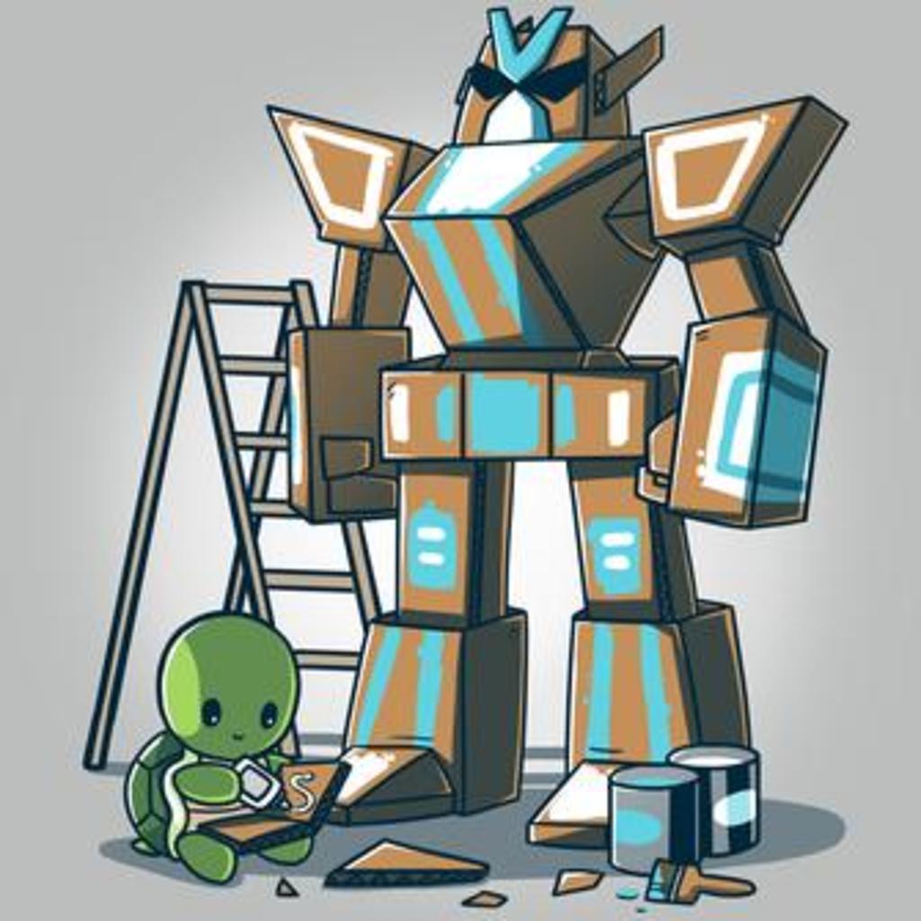 TeeTurtle: Battle Armor