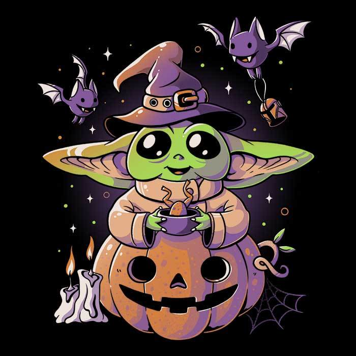 Once Upon a Tee: Spooky Child