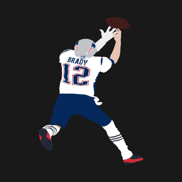 TeePublic: Tom Brady Fail