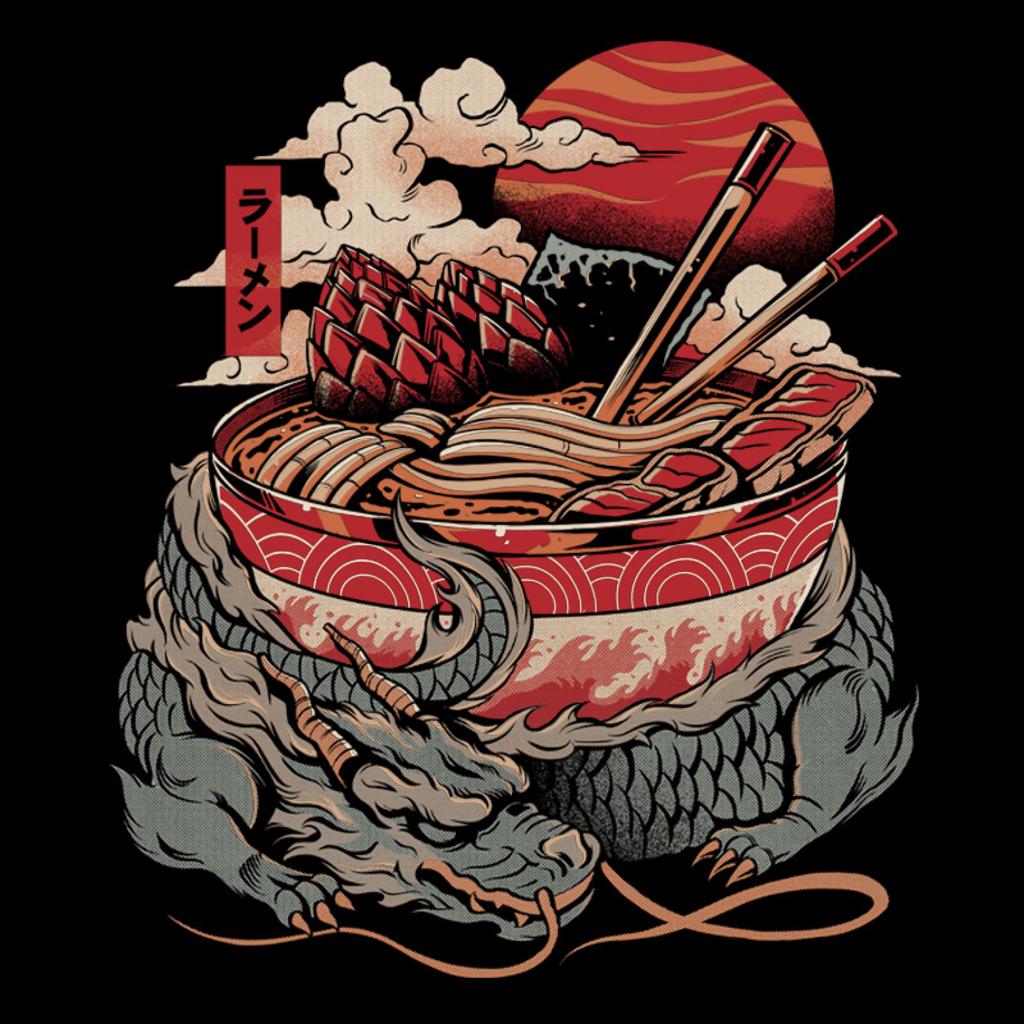 Pampling: Dragon's Ramen