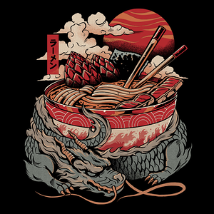 Pampling: Dragon's Ramen