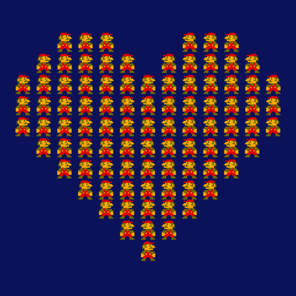 NeatoShop: Super Mario Love