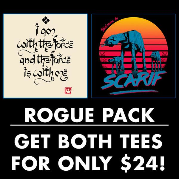 Tee11: Rogue Pack