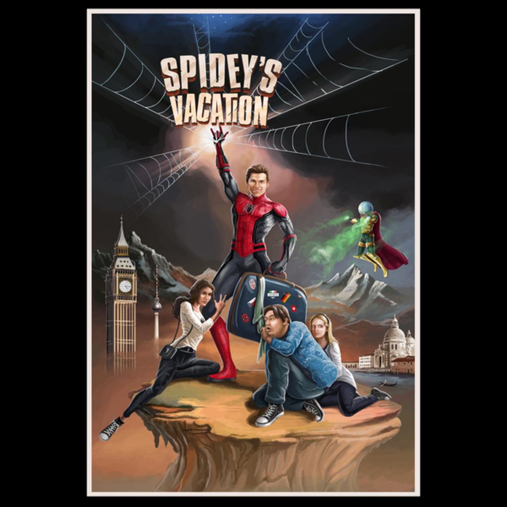 NeatoShop: Spidey's Vacation