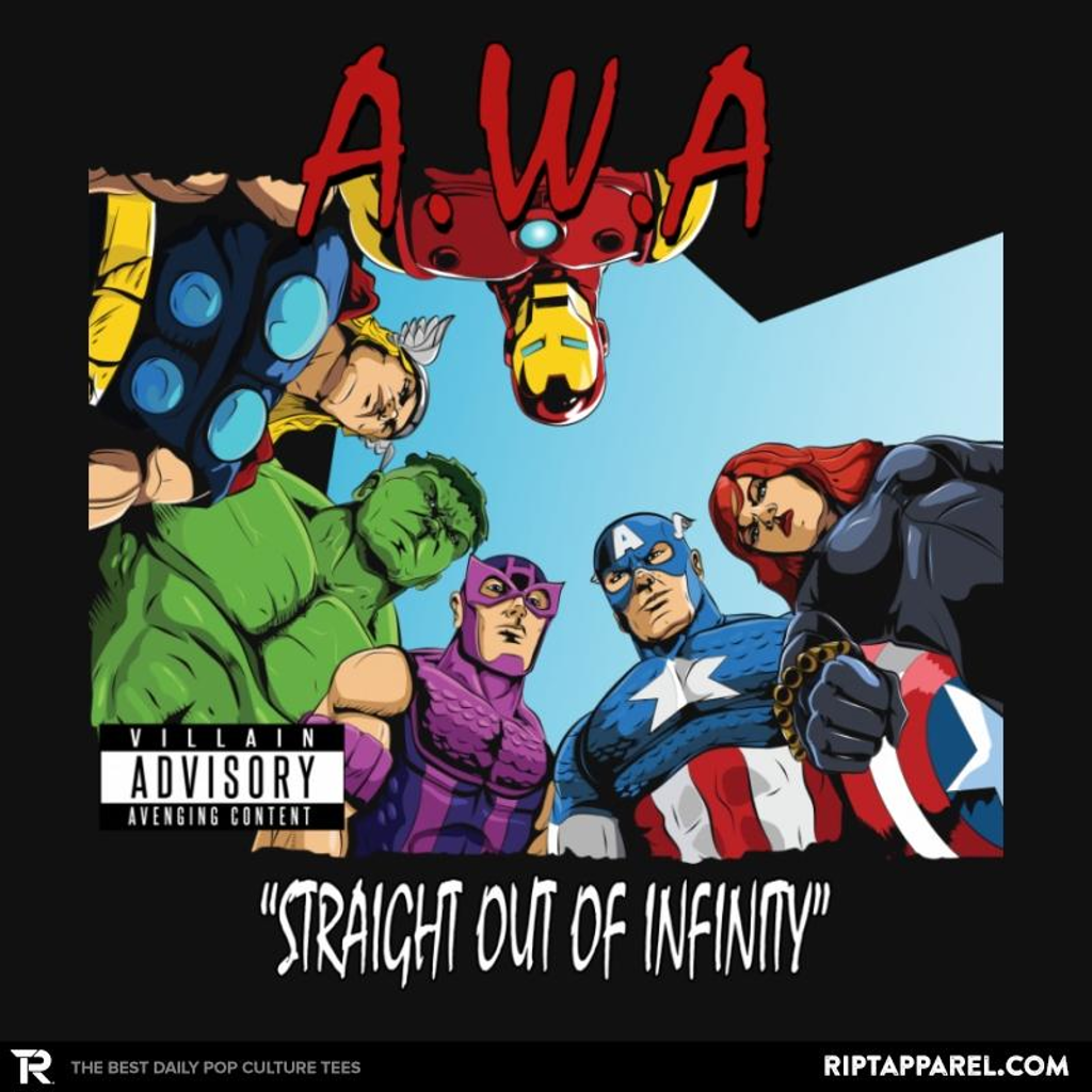 Ript: Straight Out of Infinity