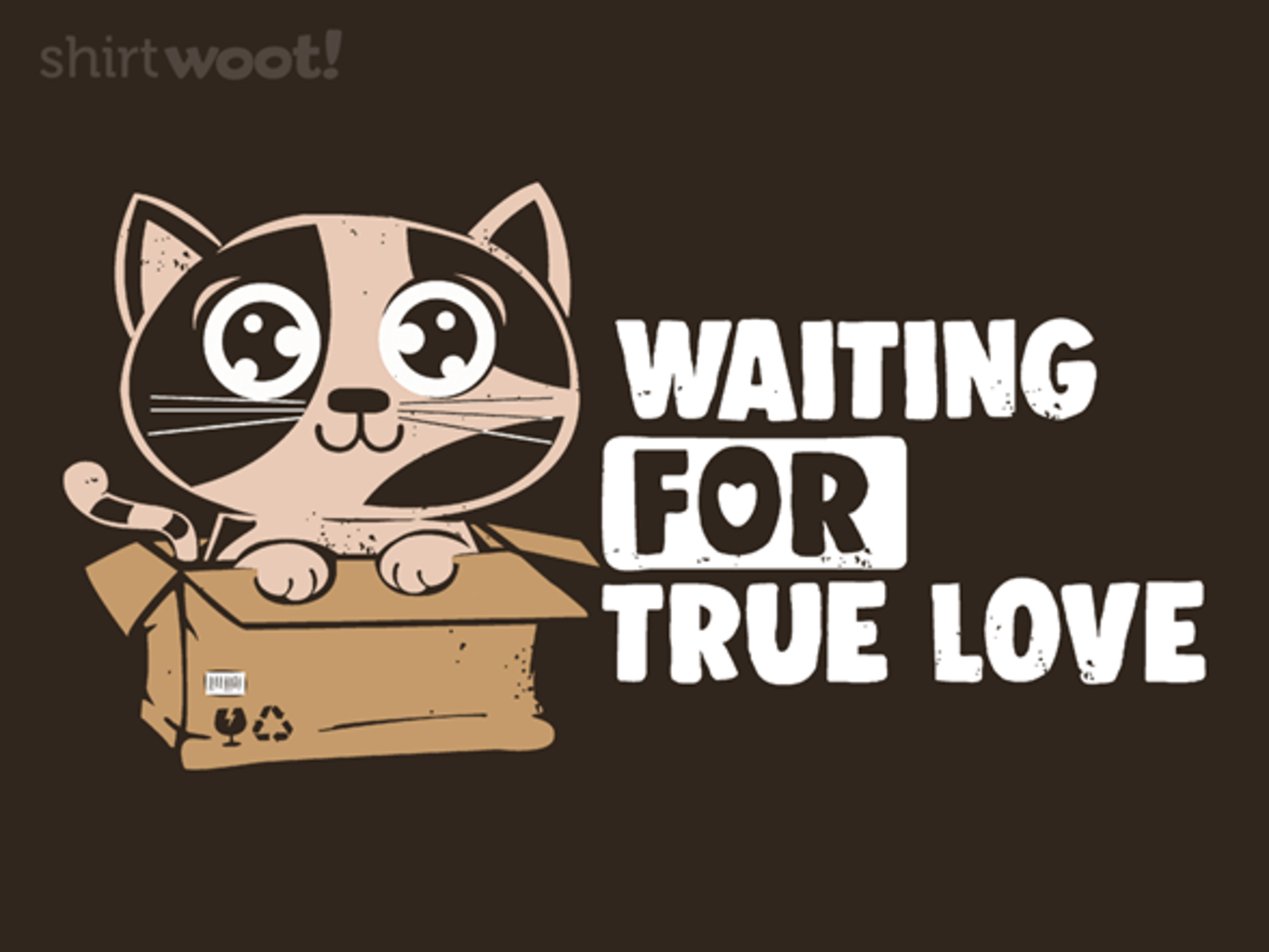Woot!: Waiting for True Love