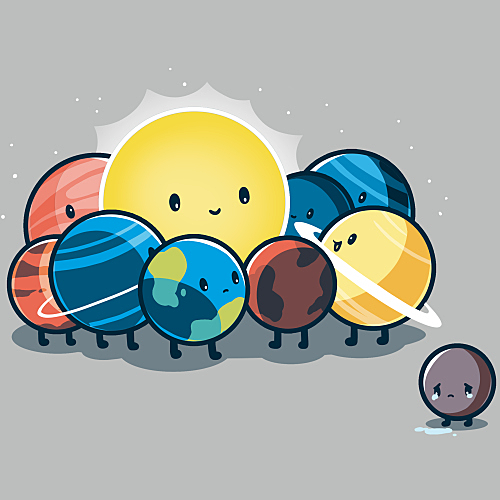 TeeTurtle: Dwarf Planet