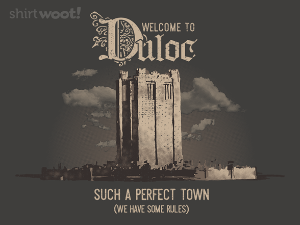 Woot!: Welcome To Duloc
