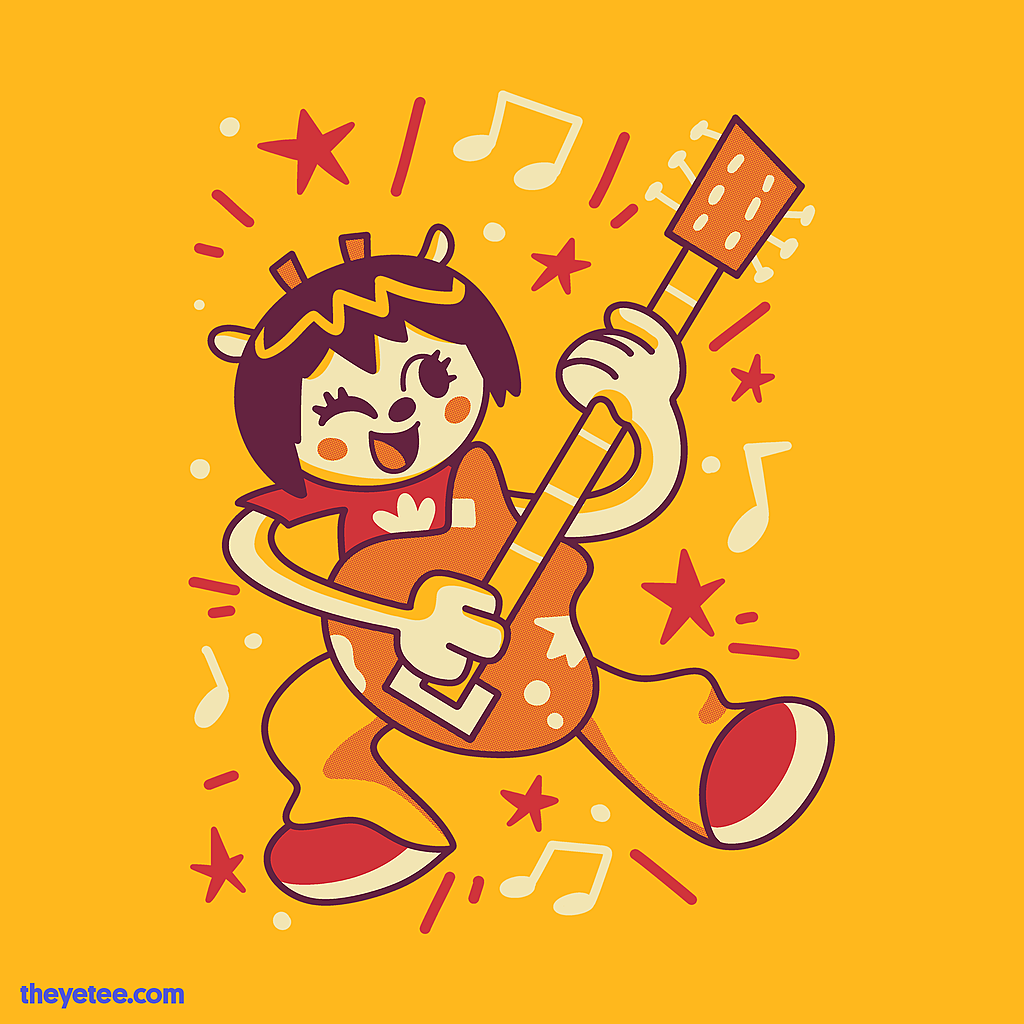 The Yetee: Jamming Time