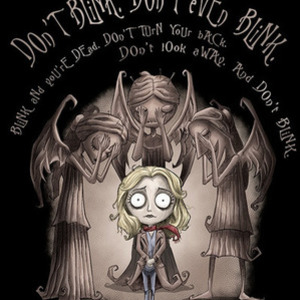 Once Upon a Tee: Don't Blink