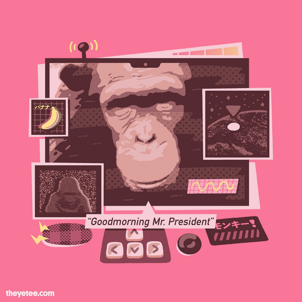 The Yetee: You Nutbar
