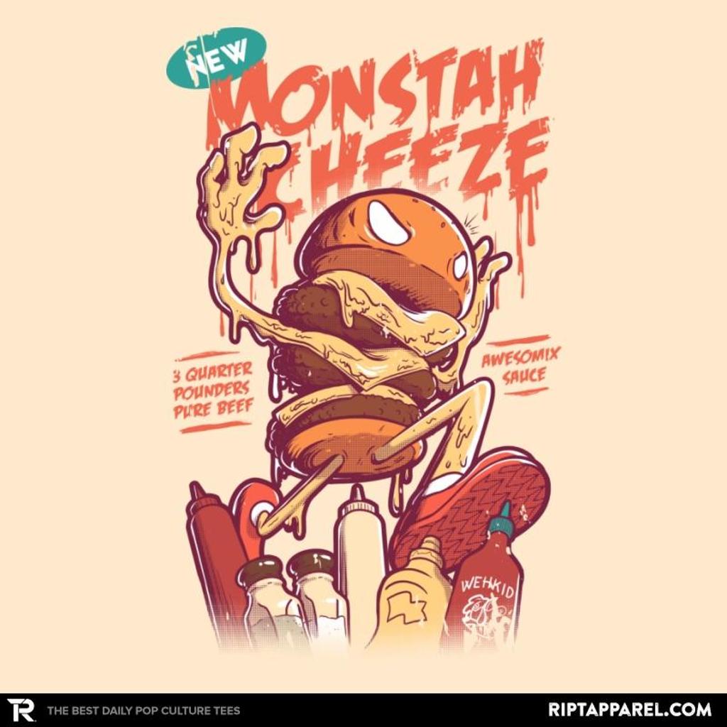Ript: Monstah Cheeze