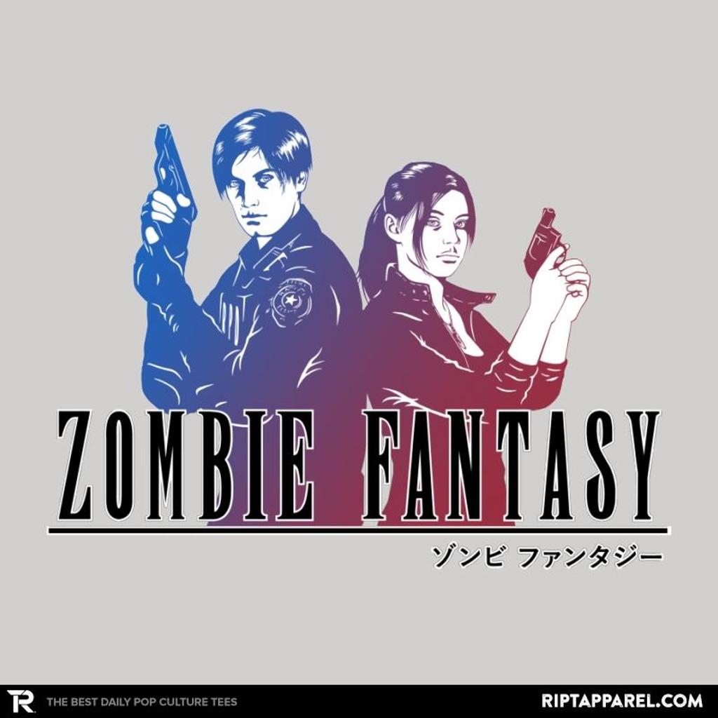 Ript: Zombie Fantasy