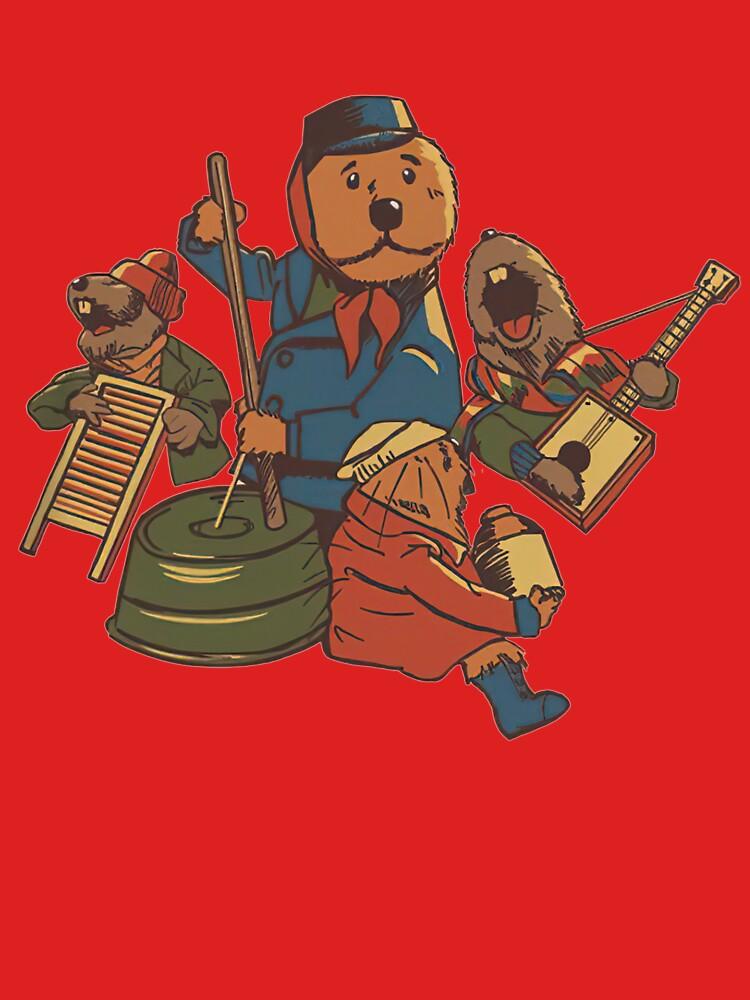 RedBubble: Emmet Otter Jug Band