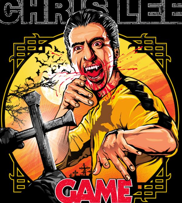 teeVillain: Game of Death