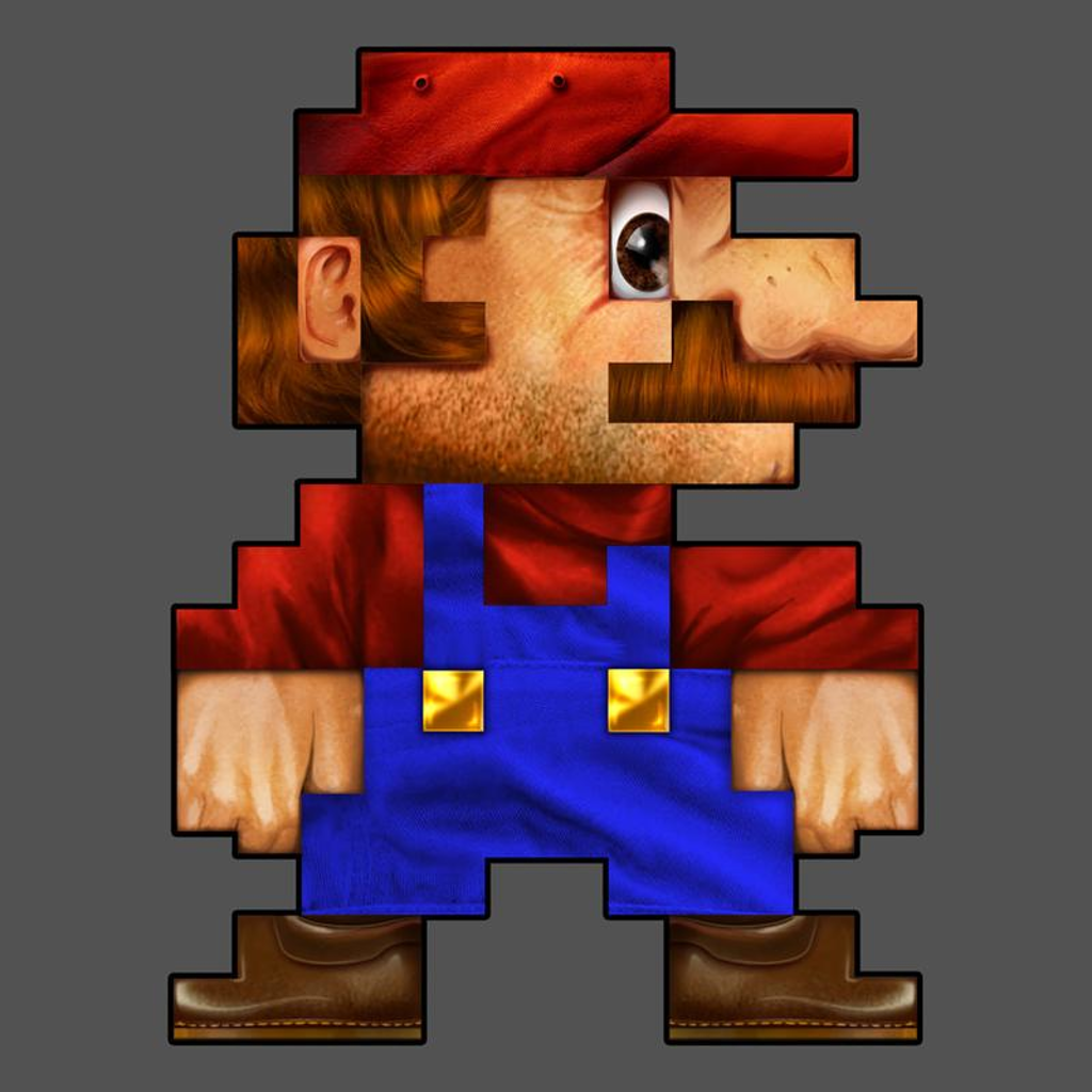 Curious Rebel: 3D Mario