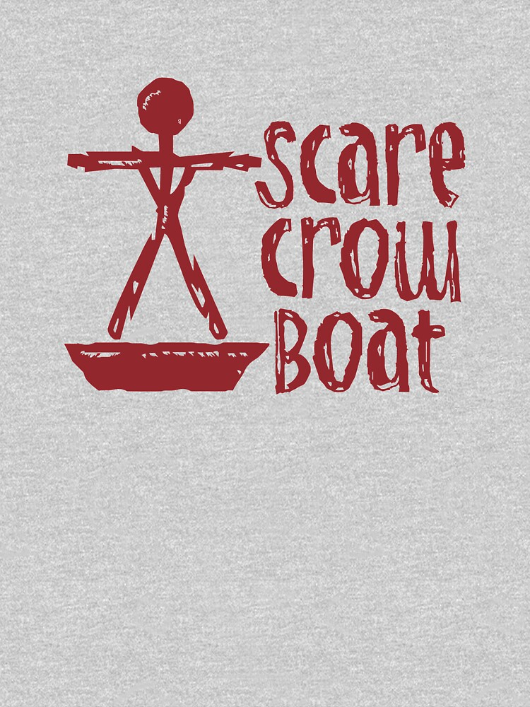 RedBubble: Scarecrow Boat