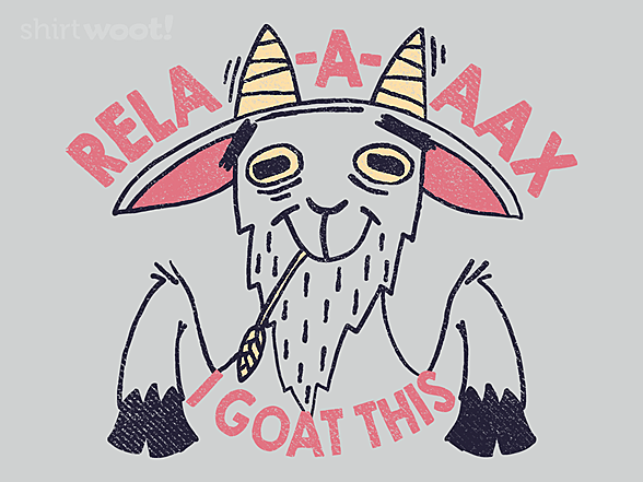 Woot!: I Goat This