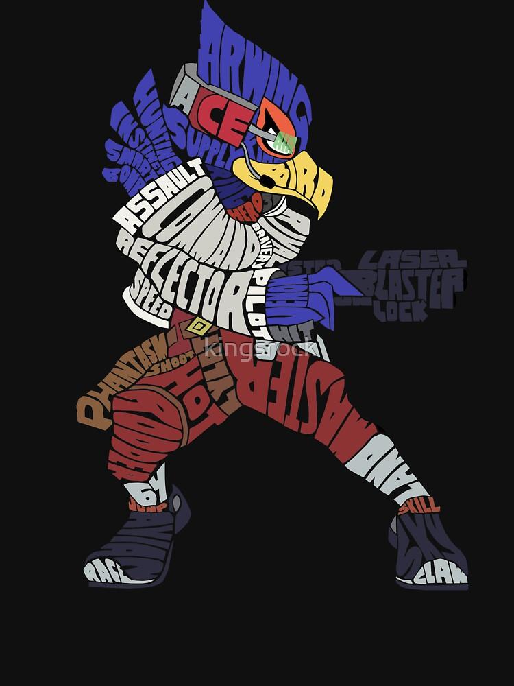 RedBubble: That Ain't Falco! | Falco Typography