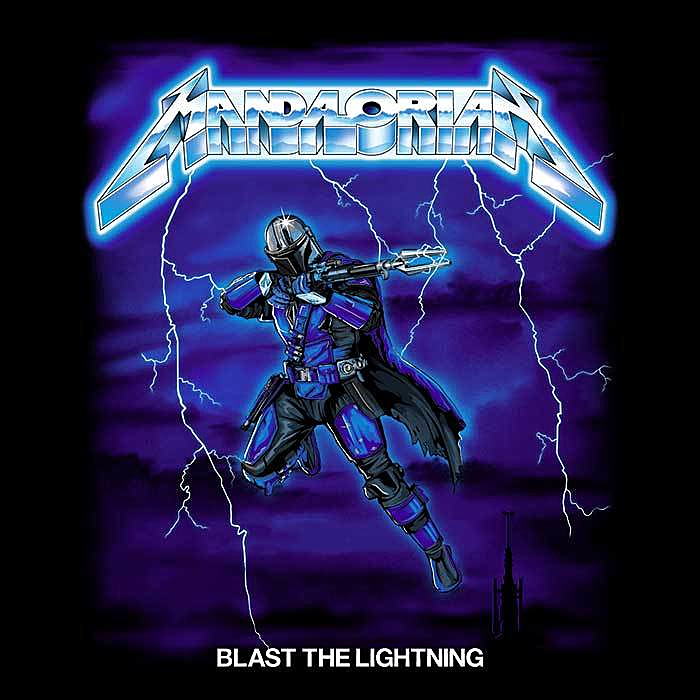 Once Upon a Tee: Blast the Lightning