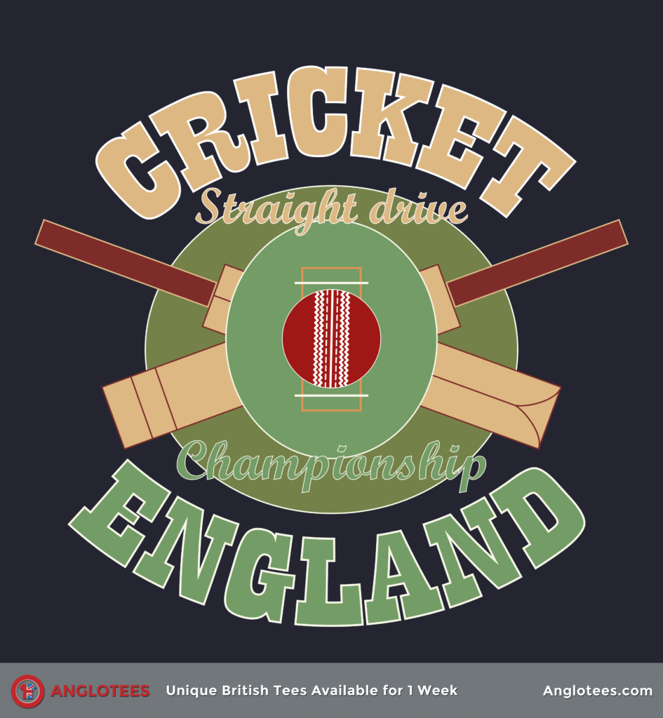 Anglotees: Cricket Tribute