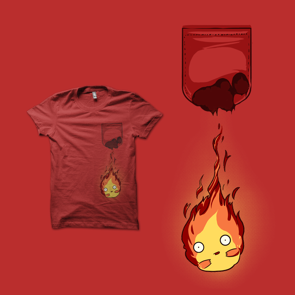 TeeTee: Pocket Calcifer