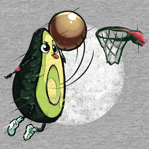 Woot!: Avocadunk!