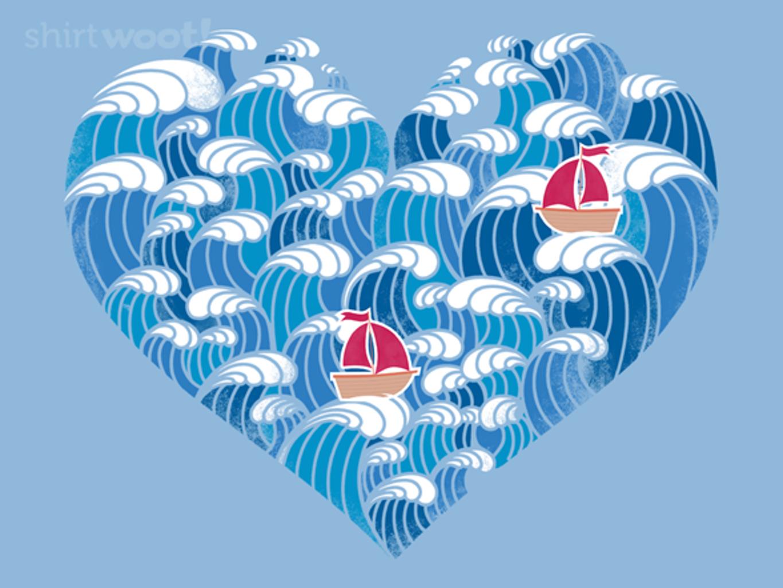 Woot!: Ocean of Love