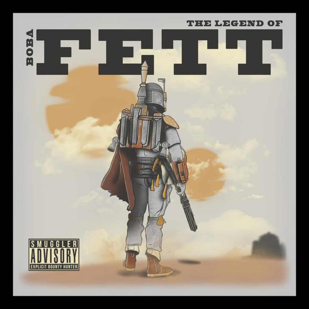 Curious Rebel: The Legend of Fett