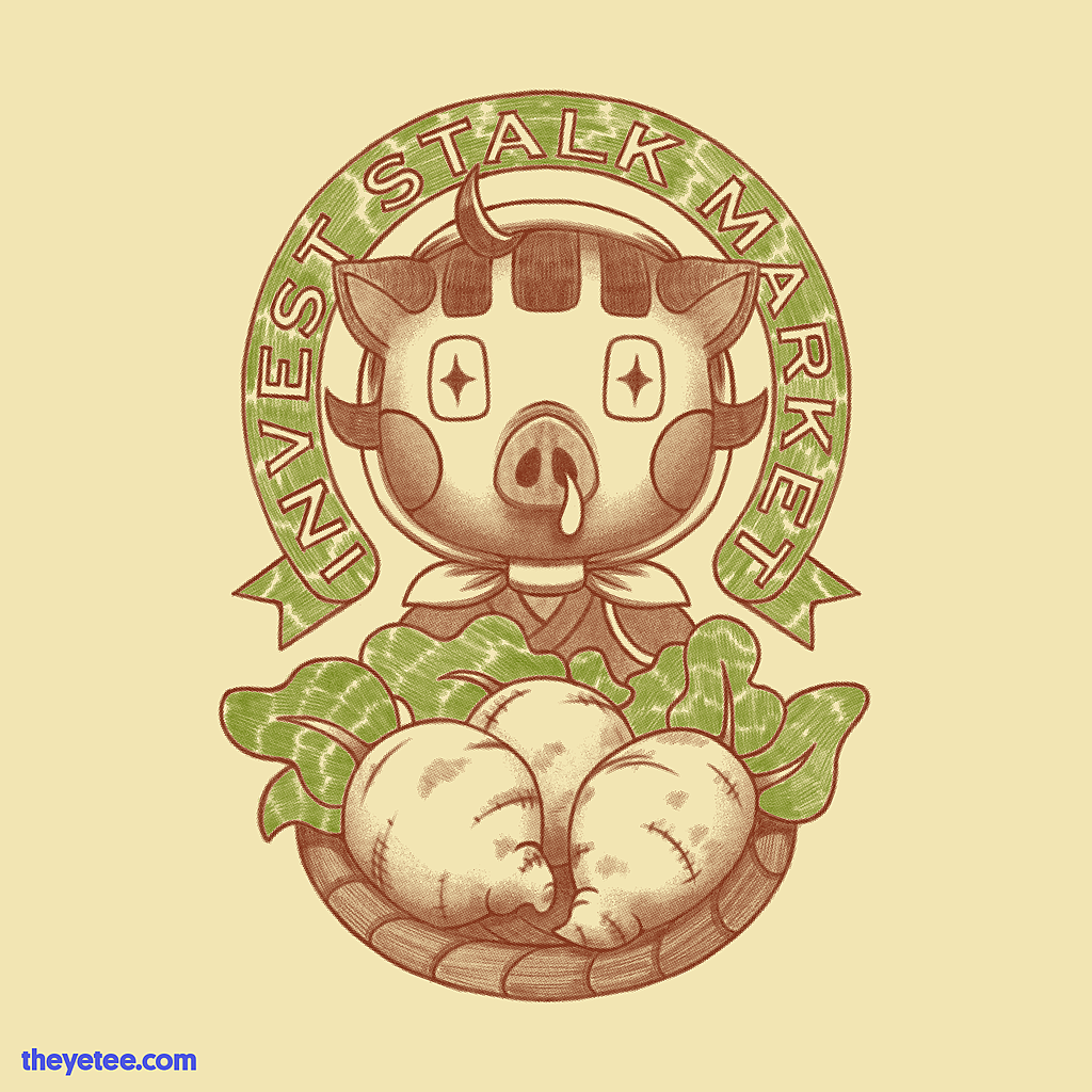 The Yetee: The Pig of Wolfstreet
